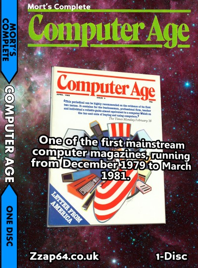 Computer Age DVD Cover