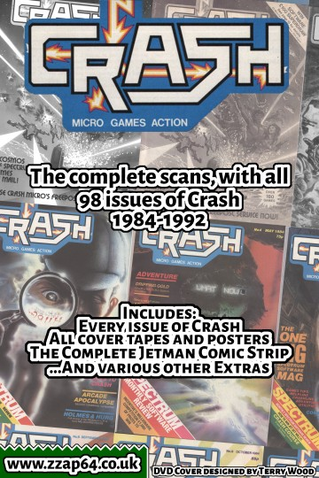 Crash DVD Back