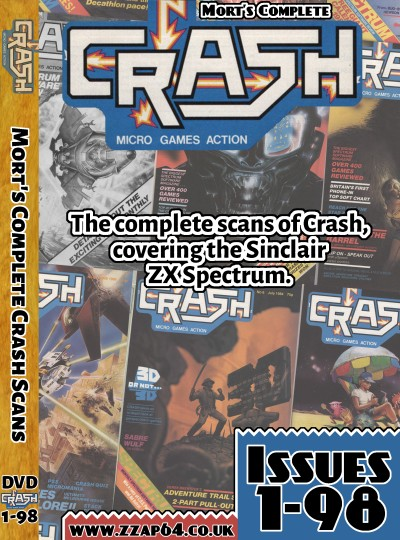 Crash DVD Cover