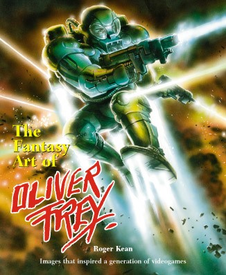 Oliver Frey Book Cover