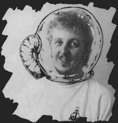 Martin in a Spacesuit