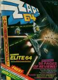 Zzap Issue 1 Cover